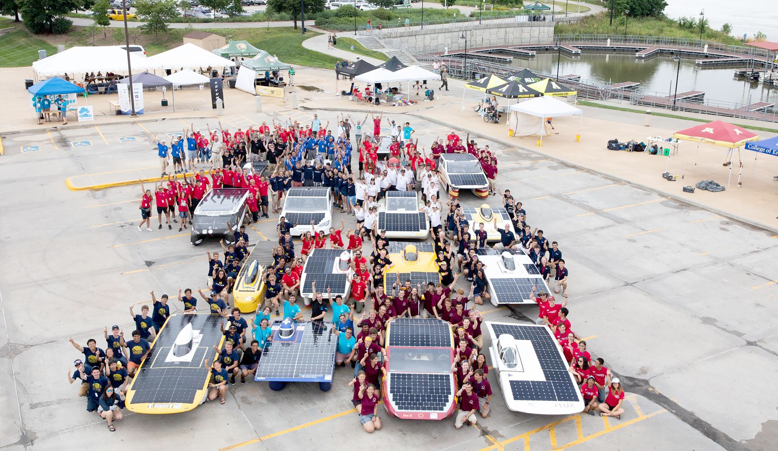 The American Solar Challenge 2018 Which Will P Through Burns Saay And Sunday July 21 22 Feature Collegiate Car Teams In A Road Rally